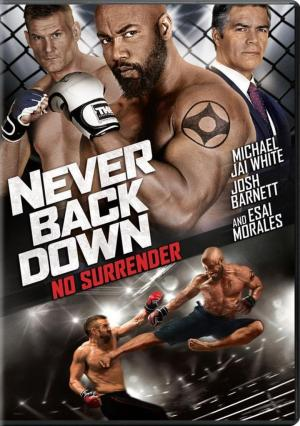 Affiche Never Back Down: No Surrender