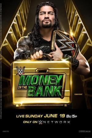 Affiche WWE Money in the Bank 2016