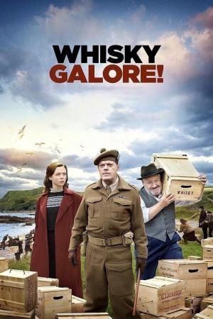 Affiche Whisky Galore