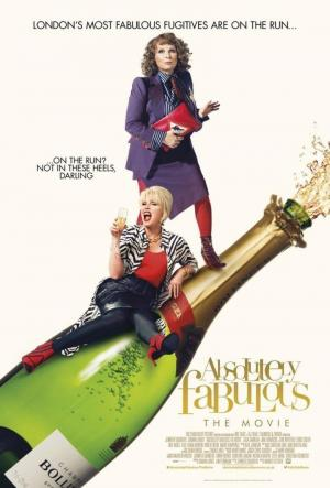 Affiche Absolutely Fabulous: The Movie