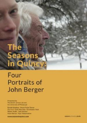 Affiche The Seasons in Quincy: Four Portraits of John Berger