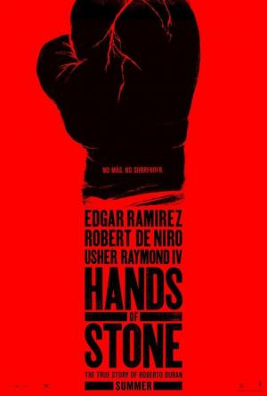 Affiche Hands of Stone