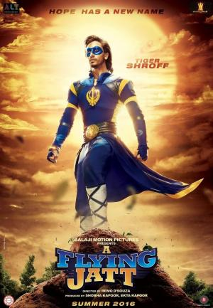 Affiche A Flying Jatt