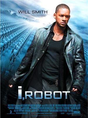 Affiche I, Robot