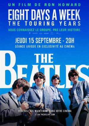 Affiche The Beatles: Eight Days a Week - The Touring Years