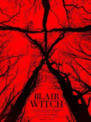Affiche Blair Witch