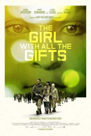 Affiche The Girl with All the Gifts