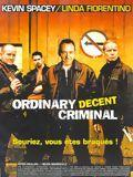 Affiche Ordinary Decent Criminal