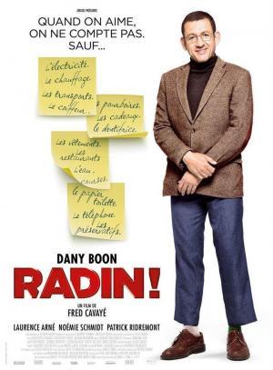 Affiche Radin !