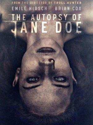 Affiche The Autopsy of Jane Doe