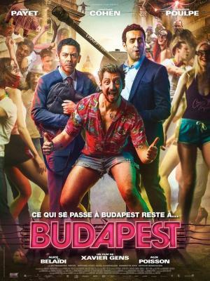 Affiche Budapest