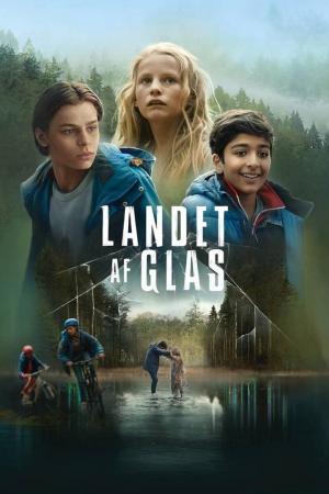 Affiche Landet af glas