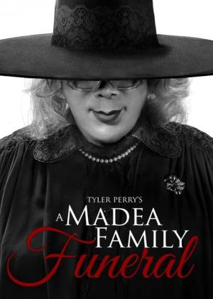Affiche Tyler Perry's A Madea Family Funeral