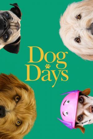Affiche Dog Days