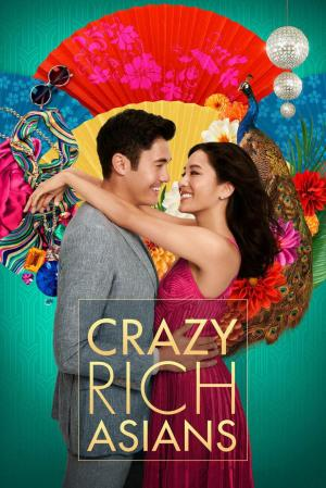 Affiche Crazy Rich Asians