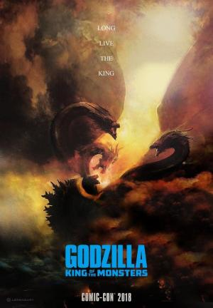 Affiche Godzilla: King of the Monsters