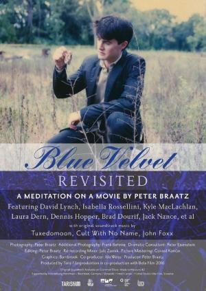Affiche Blue Velvet Revisited