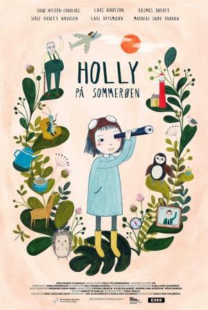affiche Holly på Sommerøen