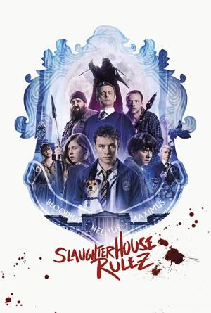 Affiche Slaughterhouse Rulez