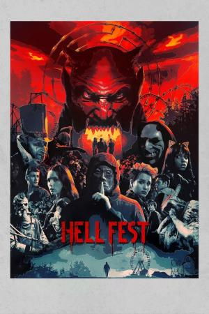 Affiche Hell Fest