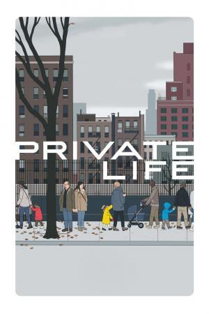 Affiche Private Life