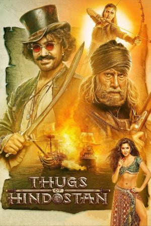 Affiche Thugs of Hindostan