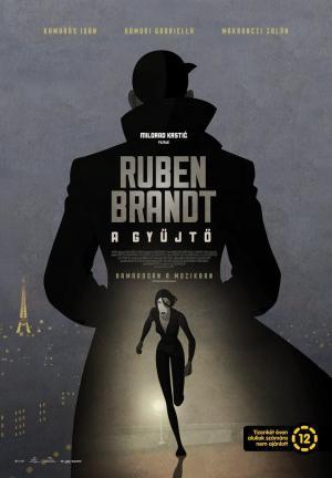 Affiche Ruben Brandt, collector