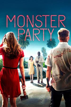 Affiche Monster Party