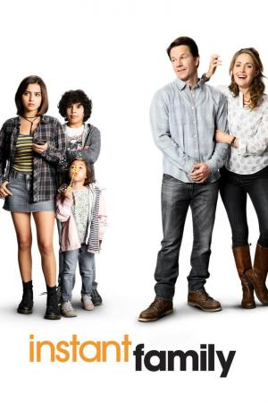 Affiche Instant Family