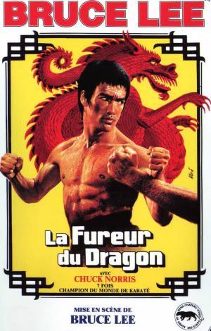 Affiche La Fureur du dragon