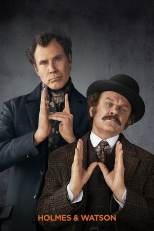 Affiche Holmes and Watson