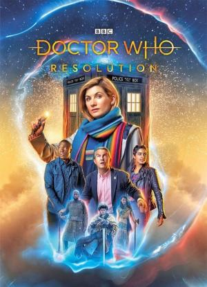 Affiche Resolution (Doctor Who)