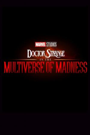 Affiche Doctor Strange In the Multiverse of Madness