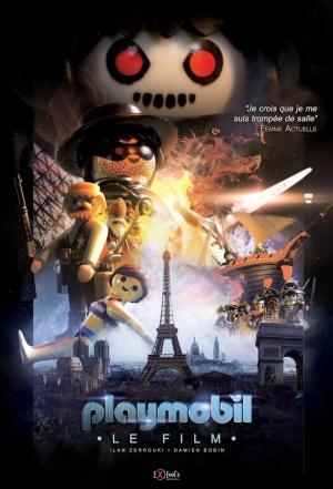 Affiche Playmobil, le Film