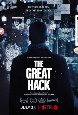 Affiche The Great Hack : L'affaire Cambridge Analytica