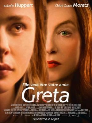 Affiche Greta