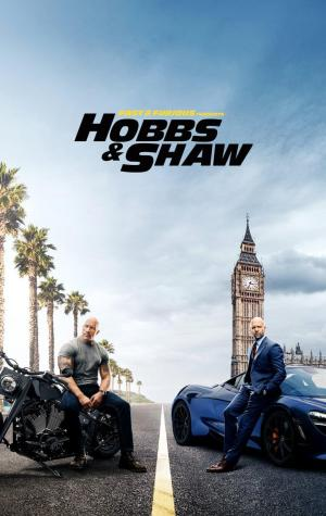 Affiche Fast & Furious Presents: Hobbs & Shaw