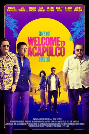 Affiche Welcome to Acapulco