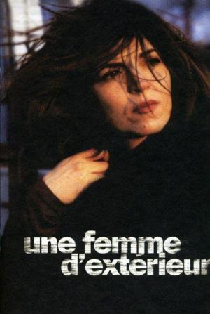 Affiche Une Femme d'exterieur
