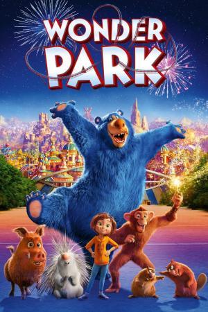 Affiche Le Parc des merveilles