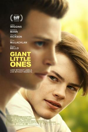 Affiche Giant Little Ones