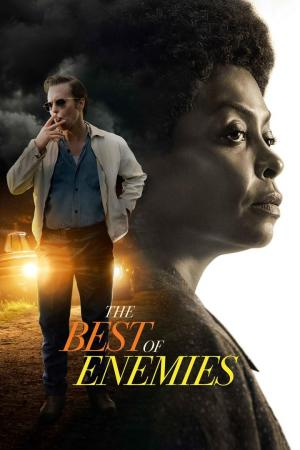 Affiche The Best of Enemies