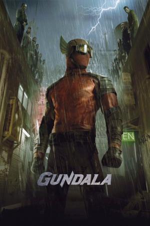 Affiche Gundala
