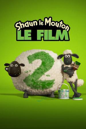 Affiche Shaun le mouton lefilm : la ferme contre-attaque