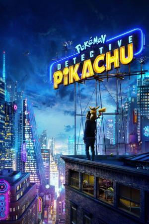 Affiche Pokémon : Detective Pikachu