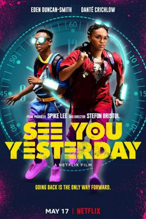 Affiche See You Yesterday
