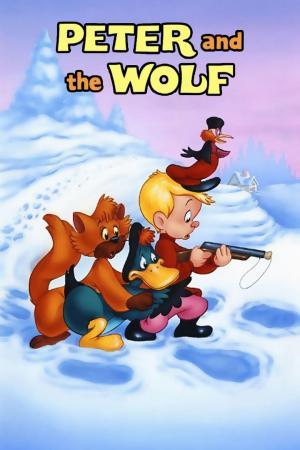 Affiche Pierre et le loup