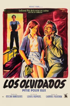 Affiche Los Olvidados - Pitié pour eux