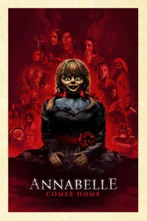Affiche Annabelle - La maison du Mal