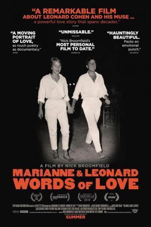 Marianne & Leonard : Words of Love